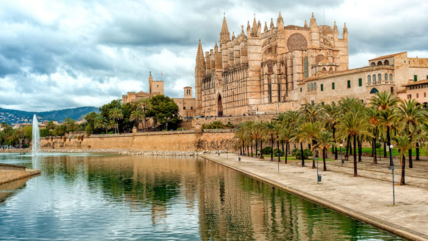 PALMA'S CATHEDRAL
